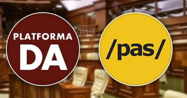 После парламентских выборов Молдавию ждет PAS— DA, обещают правоцентристы