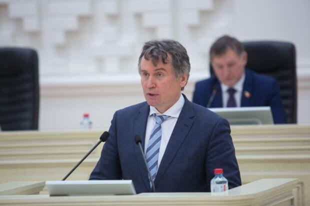 Юрий Тюрин сложил полномочия депутата Госсовета Удмуртии