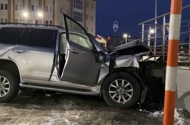 В Новгороде погибли три человека, уходя от погониполиции