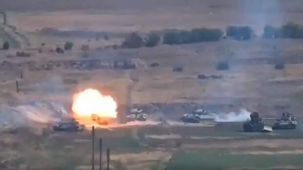 Аналитик: Трамп устроил саморекламу через конфликт в Нагорном Карабахе