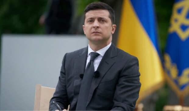 Зеленский отказался простить «забравших» Крым