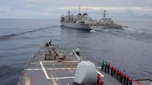Антироссийские морские учения НАТО начались с польского испуга