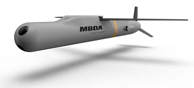 БПЛА  Smart Cruiser . Концепт MBDA