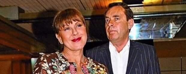 Успенская подала встречный иск к супругу о разделе имущества