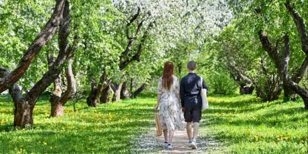 Лианозовский парк подготовил для слушателей стихи Пушкина ко Дню рождения поэта