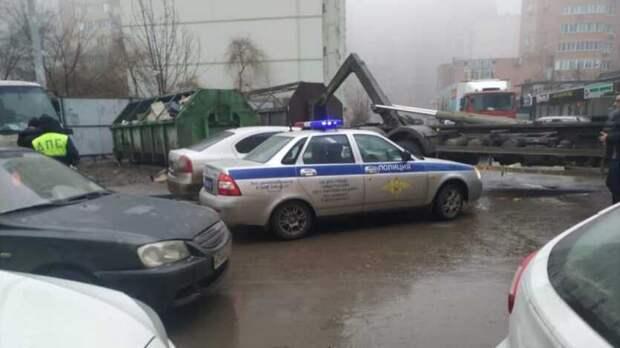Водителей-блокировщиков ГК«Чистый город» ищет вместе сГИБДД