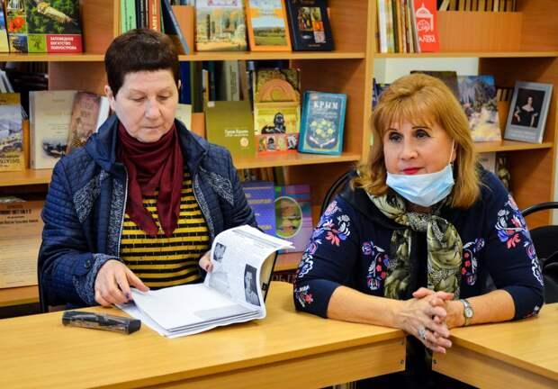 Историки-архивисты Черноморского района провели очередное заседание