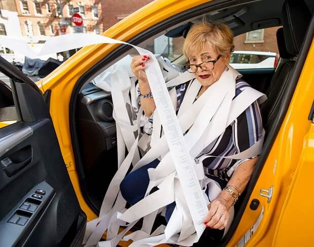 «9 тысяч долларов? Правда?»: сколько зарабатывают таксисты в Нью-Йорке