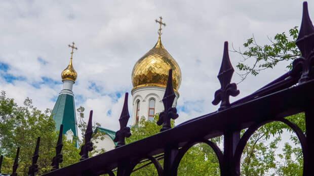 Храм Димитрия Солунского опубликовал расписание богослужений на выходные