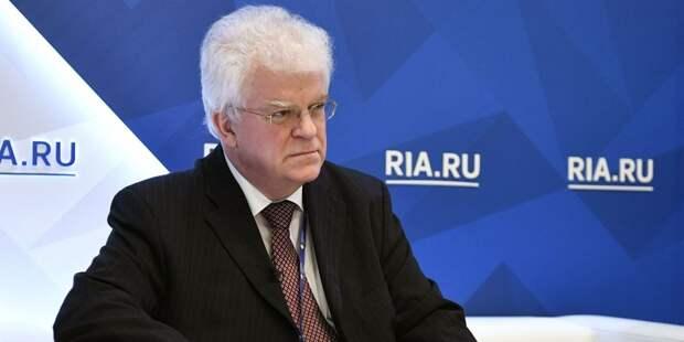 Чижов заявил о необходимости диалога ЕС с РФ