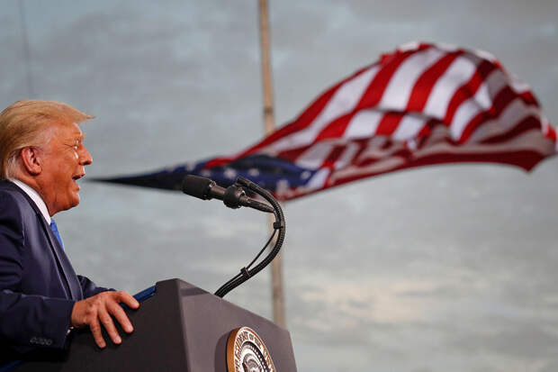 О ковиде у Трампа: что теперь грозит Америке