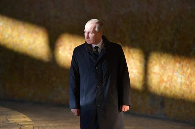Владимира Путина номинировали наНобелевскую премию мира