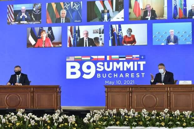 Вашингтон делегирует «украинский кейс» лимитрофам