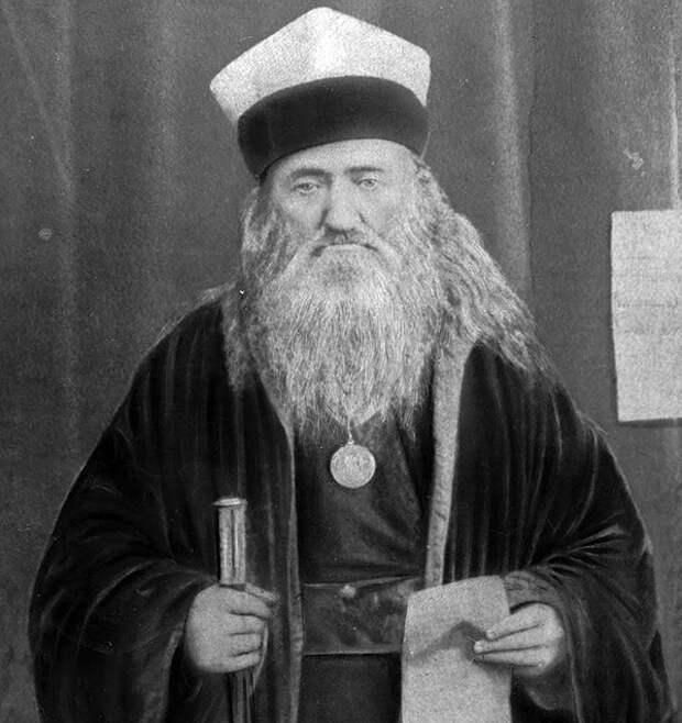 Авраам Самуилович Фиркович