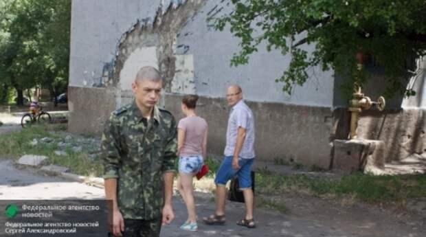 Экскурсия по Донецку, или Прозрение украинского солдата