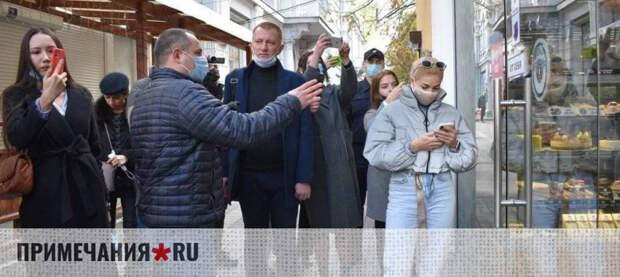 Участника проверки без QR-кода не впустили в симферопольский ресторан