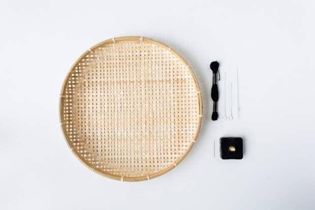 Воздушные часы (DIY)