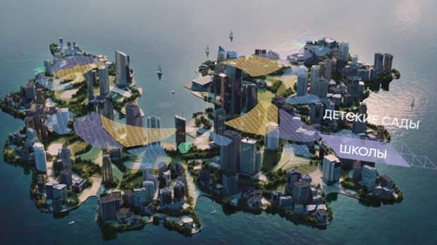 «Мегалайн» подписал с Петербургом соглашение о развитии территории «Горская»