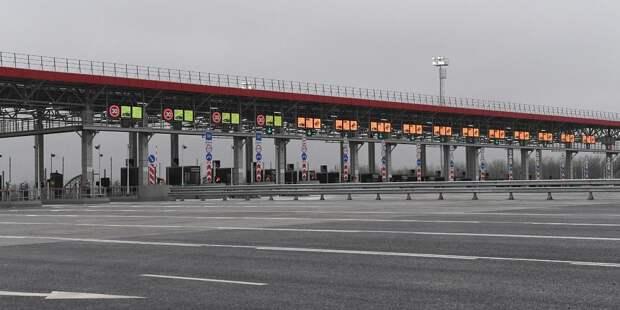 Путин открыл новую платную трассу М-11 Москва — Санкт-Петербург