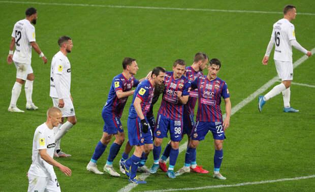 ЦСКА: А не сняться ли нам с чемпионата?
