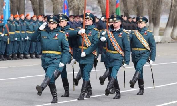 ВАрхангельской области прошла генеральная репетиция парада Победы