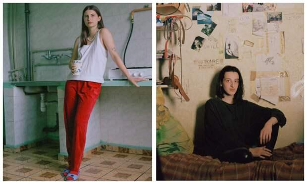 Дух свободы в стенах прошлого: удивительный проект фотографа из Украины о жизни в киевских общежитиях