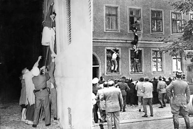 Как люди бежали из СССР.