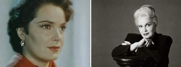 Как выглядела в детстве незабвенная Элина Быстрицкая и как преображалась ее красота на протяжении жизни, изображение №15