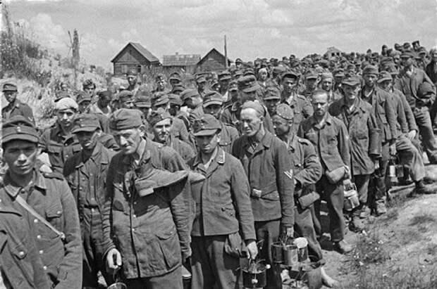 Сколько пленных немцев сбежало из советского ГУЛАГа