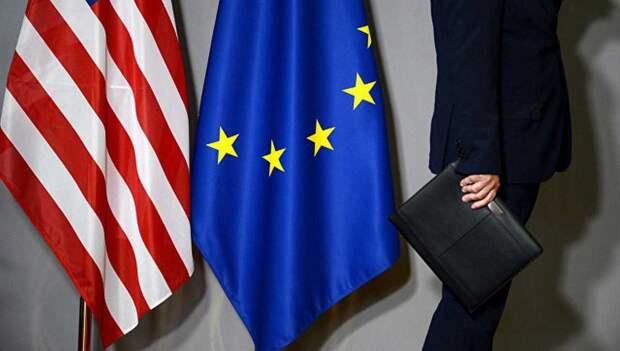 Америка будет добивать Евросоюз в нынешнем виде