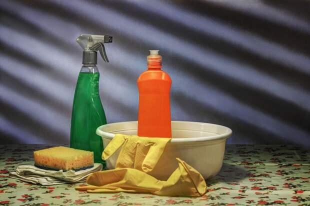 Уборка. Фото pixabay.com