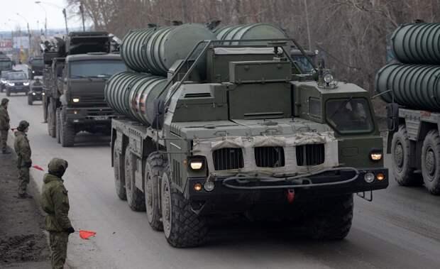Твердое «ДА»! Анкара не откажется от С-400 в угоду США
