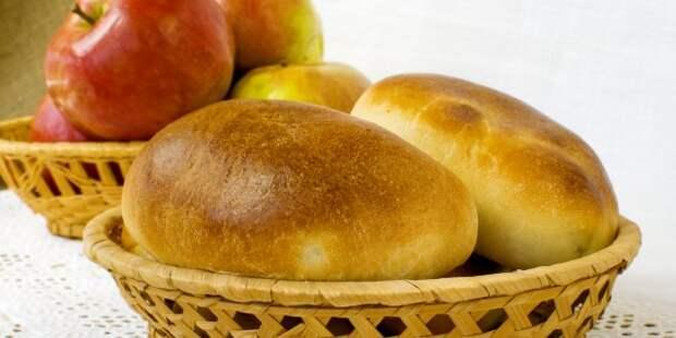 Пять рецептов пирожков с яблоками