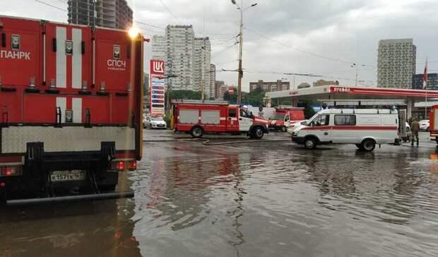 ВРостове-на-Дону назвали дату замены асфальта напострадавших отливня дорогах