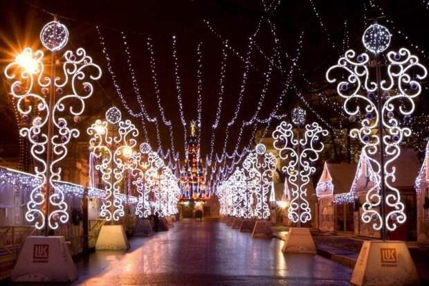 Как с умом провести новогодние праздники в Петербурге?