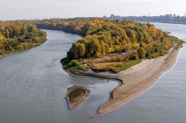 Самые глубокие реки в России