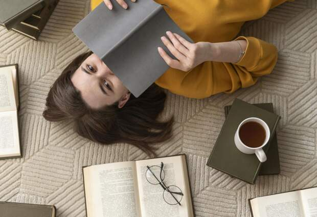 10 книг, которые помогут принять себя и сделать шаг к новой жизни