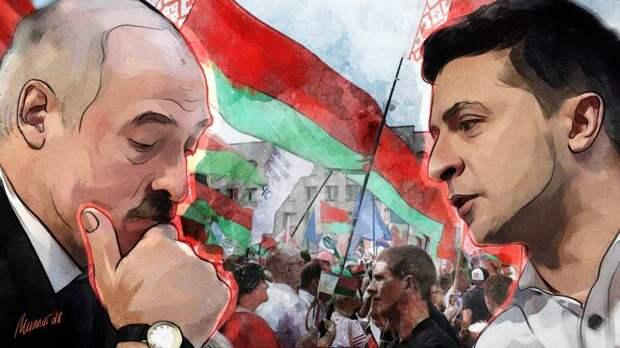 В Евросоюзе признали, что не хотят делать из Белоруссии «новую Украину»
