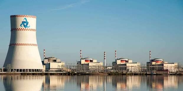 На Ростовской АЭС произошла утечка пара