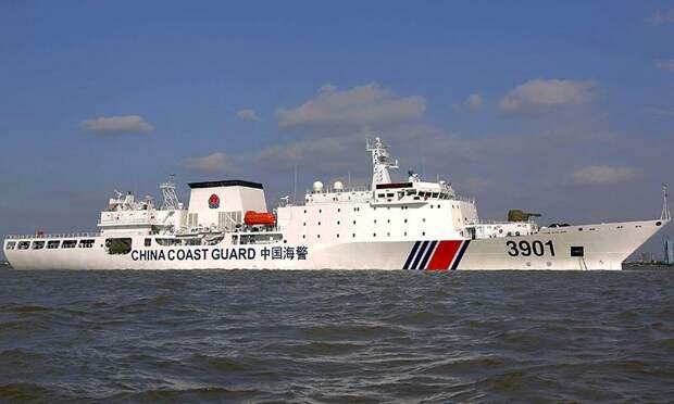 Сатановский: Береговой охране Китая отдали приказ атаковать корабли США