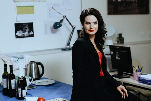 Анна Пескова: «Для «Лётчика» поправилась на несколько килограммов»