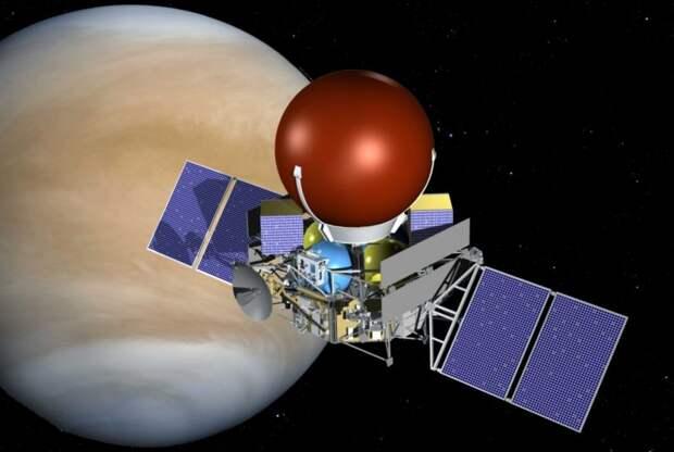 «Роскосмос» выделил средства на первую российскую миссию к Венере