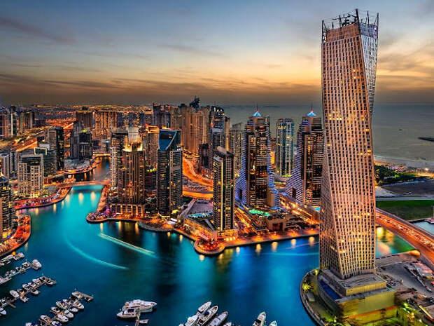 Миллионеры со всего мира стремятся в Дубай, обеспечивая себе безопасность, роскошь и налоговые льготы