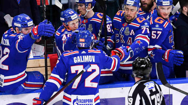 Лукашенко считает, что СКА вылетит из плей-офф КХЛ во втором раунде
