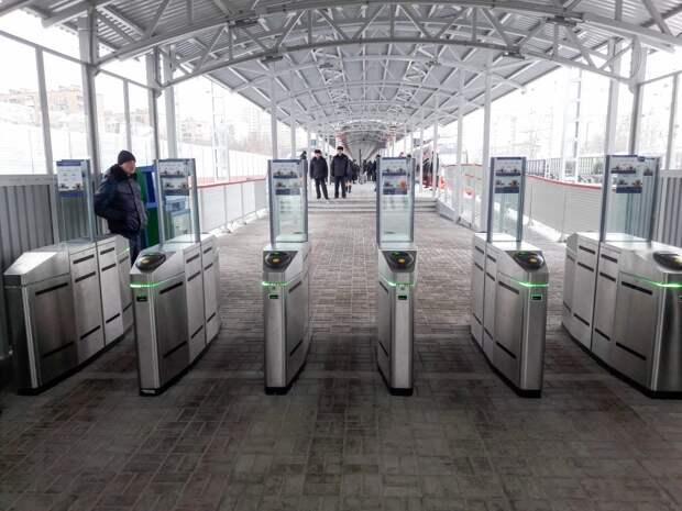 Движение поездов на МЦД-2 в сторону «Нахабино» возобновили после сбоя
