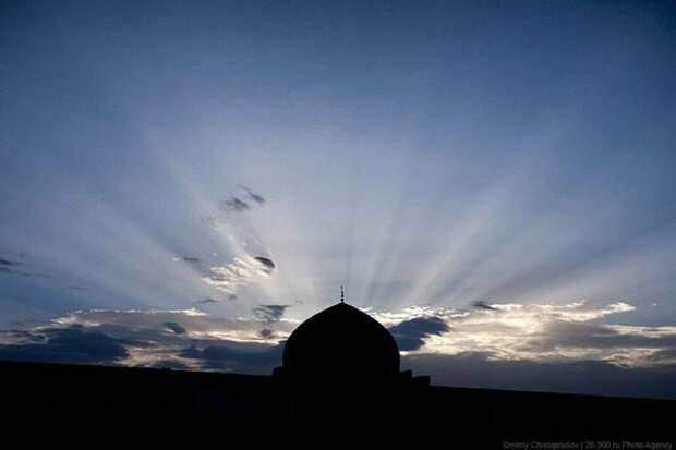 Из первых уст: волшебный Исфахан