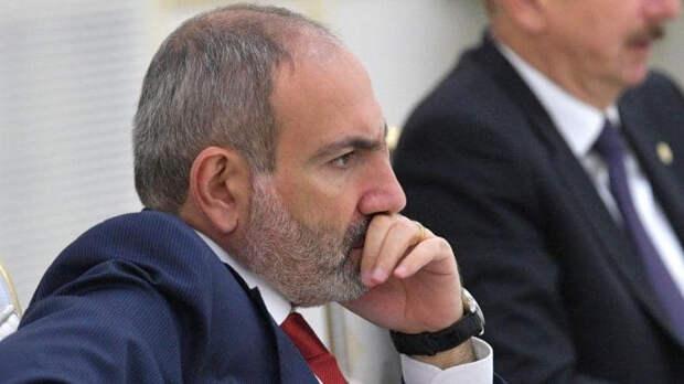Пашинян заявил о провокационных действиях Баку в Сюнике