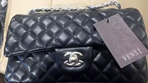 Бизнесмена из Ленобласти оштрафовали за торговлю контрафактными Gucci и Chanel