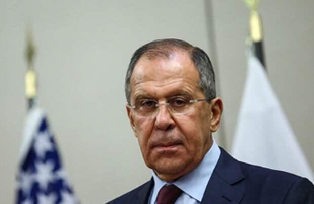 Лавров двумя фактами остудил возмутившихся инцидентом с Протасевичем США и Украину