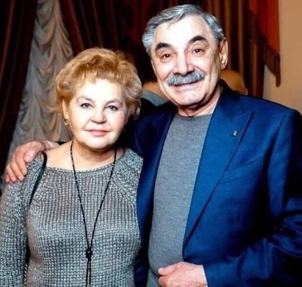 Александр Панкратов-Черный расписался с любимой через 40 лет гражданского брака